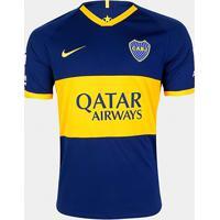 Camisa Boca Juniors Home 19/20 S/Nº Torcedor Nike Masculina - Masculino