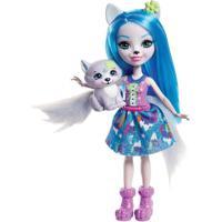Enchantimals Boneca E Bichinho Winsley E Trooper - Mattel - Kanui