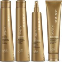 Kit Joico Shampoo K-Pak To Repair Damage 300Ml+Condicionador 300Ml+Leave In Reconstrutor 300Ml+Mascara 250Ml