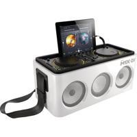 Mini System 80W Rms Com Bluetooth M1X-Dj Ds8900 Branco/Preto Philips