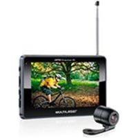Gps Multilaser Tracker Tv Lcd Com Tela Touch De 4,3, Fm E Camera De Re - Gp035