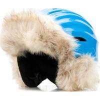 Perfect Moment Polar Bear Helmet - Azul