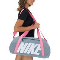 Mala Nike Gym Club 30 Litros - Feminina - Azul Mescla