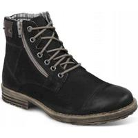 Bota Dress Boot Masculina Sandro & Co Xavis - Masculino-Preto