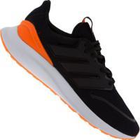 Tênis Adidas Energyfalcon - Masculino - Preto/Laranja