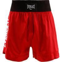 Shorts Everlast Muay Thai Assinatur Masculino - Masculino