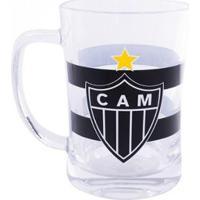Caneca De Vidro 660Ml Atlético Mineiro - Unissex