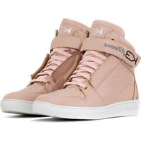 Sneaker K3 Fitness Stylish Rosê