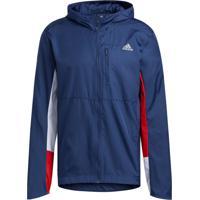 Blusão E Jaqueta Adidas Own The Run Azul