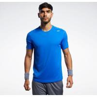 Camiseta Workout Ready Polyester Tech Reebok - Masculino