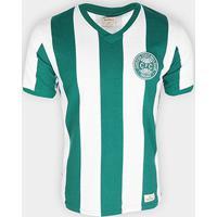 Camiseta Coritiba 1985 Masculina - Masculino