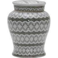 Vaso De Porcelana Mud