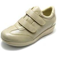 Sapato Torani Ortopédico Comfort Couro Bege