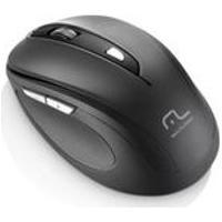 Mouse Sem Fio Comfort 6 Botoes Usb Preto Mo237 1 Un Multilaser