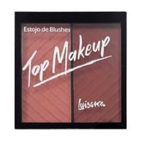 Estojo De Blushes Top Makeup Luisance
