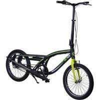 Bike Eliptica Onell Aro 20 Aluminio 3 Marchas Performance - Unissex