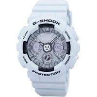 Relógio Casio G-Shock Gma-S120Mf-2Adr Masculino - Masculino-Branco