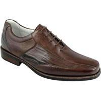 Sapato Social Masculino Oxford Sandro Moscoloni Jo