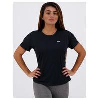 Camiseta Fila Basic Sports Feminina Preta
