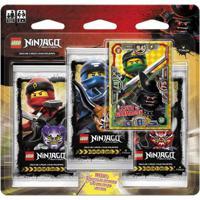 Jogo De Cartas - Blister Triplo - Lego Ninjago - Masters Of Spinjitzu - Lloyd Vs Garmadon - Copag