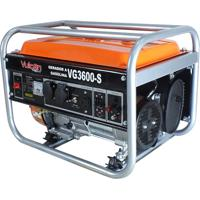 Gerador Gasolina Vulcan Vg3600-S 208Cc 7Hp 3.6Kva Manual Bivolt