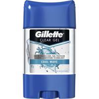 Desodorante Gillette Antitranspirante Clear Gel Cool Wave 82G