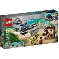 Lego Jurassic World - Dilophosauro A Solta - 75934