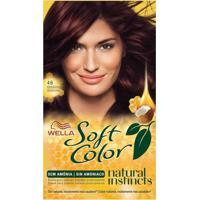Tintura Soft Color Borgonha 46
