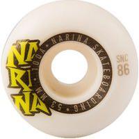 Roda Narina 53Mm Logo