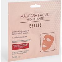 Máscara Facial Hidratante Belliz - Unissex