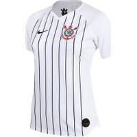 Camisa Nike Corinthians I 2019/20 Jogadora Feminina