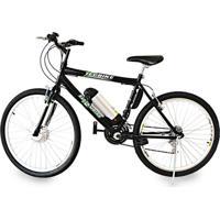 Bicicleta Elétrica Teccity Aro 26 Preto