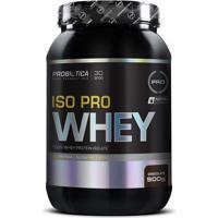 Iso Pro Whey - 900G - Probiótica - Chocolate