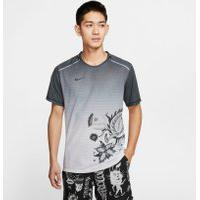 Camiseta Nike Rise 365 Wild Run Masculina