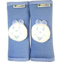 Protetor Cinto Bebê Cuca Criativa Azul