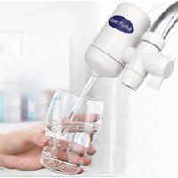 Torneira Filtro De Água Com Carváo Ativado Purificador Adaptadores Casa Cozinha