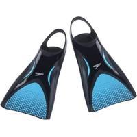 Nadadeira Power Fin Azul Speedo