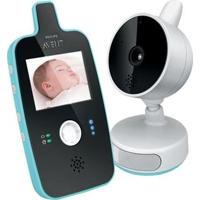 Babá Eletrônica Com Monitor Digital Até 150M De Alcance Philips Avent