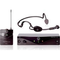Microfone Headset Akg Pw 45 Preto