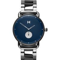Relógio Mvmt Masculino Aço - D-Mr01-Blus