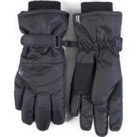 Luva Térmica Masculina Para Neve Heat Holders Performance - Masculino-Preto