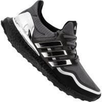 Tênis Adidas Ultraboost Mtl - Masculino - Cinza Esc/Prata
