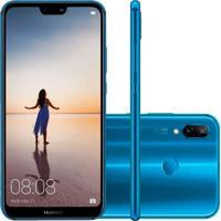 Smartphone Huawei P20 Lite 32Gb Desbloqueado Azul