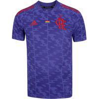 Camisa Do Flamengo Pride Adidas - Masculina