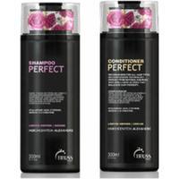 Shampoo E Condicionador Truss Herchcovitch ; Alexandre Perfect - Unissex