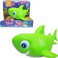 Boneco - Família Shark - Verde - Cometa Com217