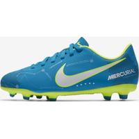 Chuteira Nike Mercurial Vortex Iii Neymar Campo Infantil