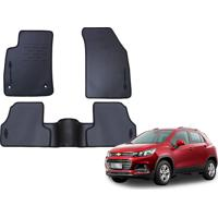 Tapete Chevrolet Tracker + Túnel Borracha