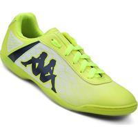 f4f3722b81 Netshoes  Chuteira Futsal Kappa Torpedo - Unissex