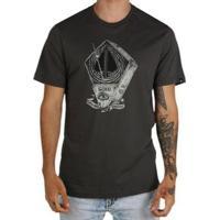 Camiseta Mcd Regular Metronome Masculina - Masculino